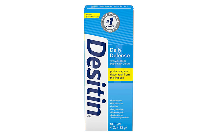 Deceetin Diaper Rash Cream