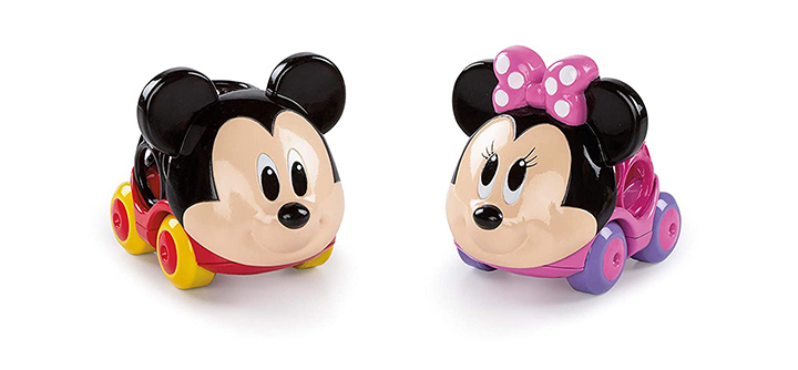 Disney Baby Go Grippers Mickey Mouse And Friends Collection
