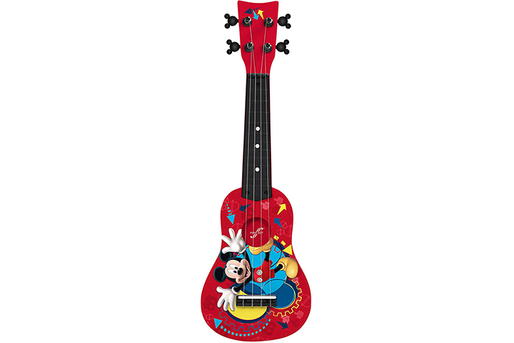 Disney First Act Mickey Mouse Mini Guitar