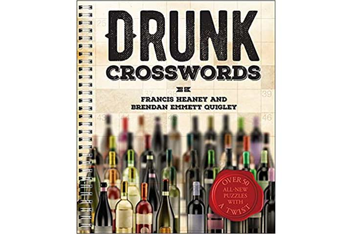 Drunk Crosswords All-New Puzzles with a Twist