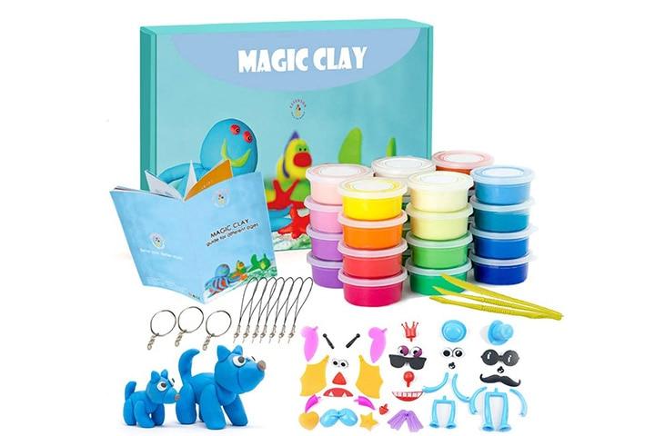Essenson 24 Color Air Dry Clay Set
