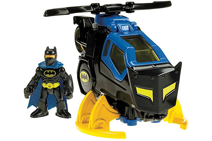 Fisher-Price Imagine next DC Super Friends Feature Helicopter