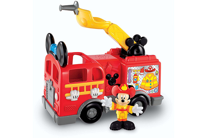 Fisher-Price Mickey Mouse Clubhouse Fire Truck