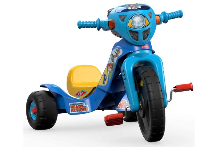 Fisher-Price Nickelodeon Paw Patrol Lights and Sounds Trike