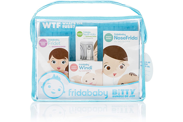 Frida Baby The Bitty Bundle Of Joy First Aid Kit For Baby