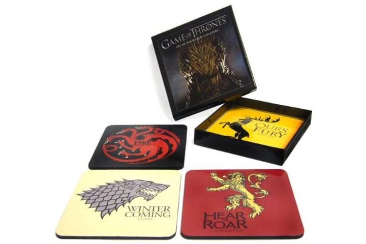 Game Of Thrones Coaster Set