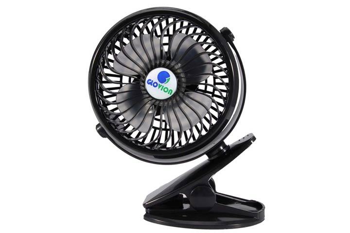 Glovion Mini Desk Fan