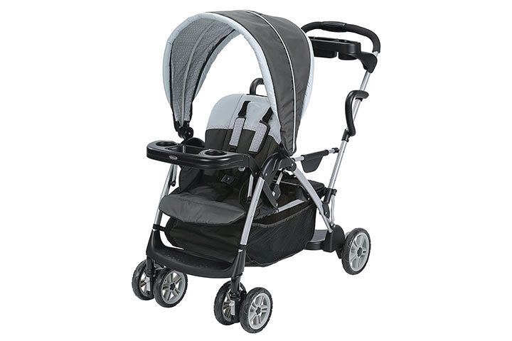 Graco Room for Two Stand and Ride Stroller