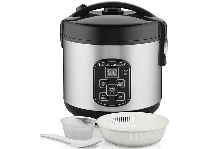 Hamilton Beach Electric Food Steamer