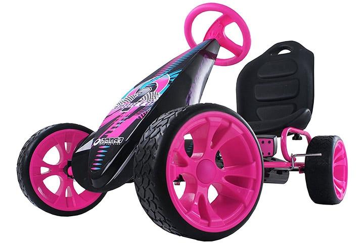 Hauck Sirocco Racing Go Kart