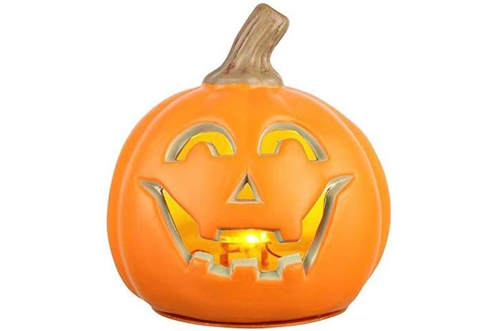 Holiday Living Pumpkin Pre-Lit Jack