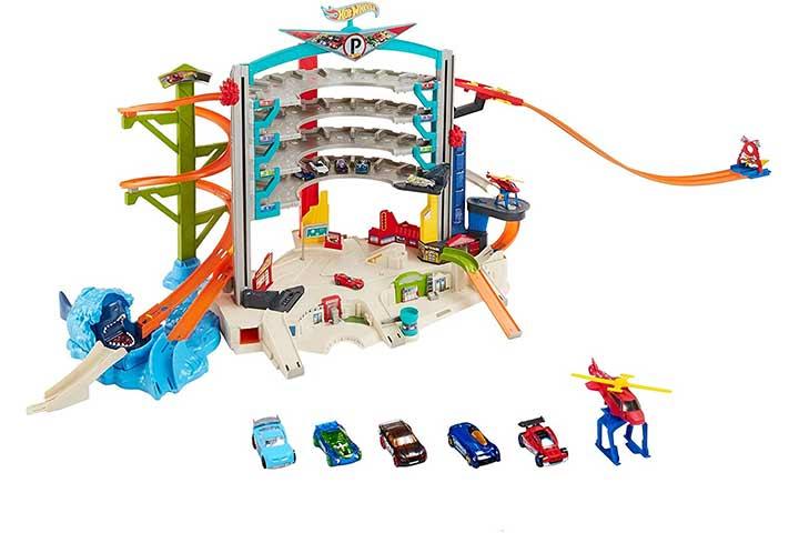 Hot Wheels Ultimate Garage Playset