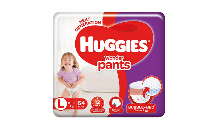 Hughes Wonder Pants Diaper