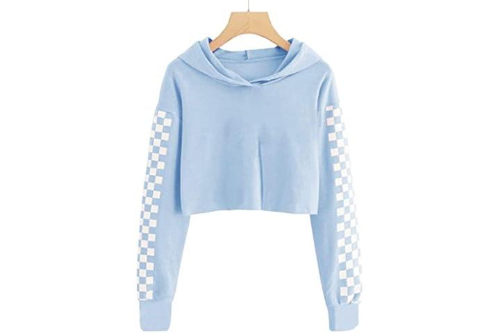 Imily Bela Long Sleeve Fashion Sweatshirt