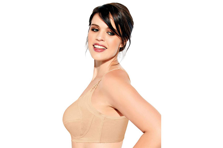 Inamore MT 02 Section Lift Support Nursing Bra