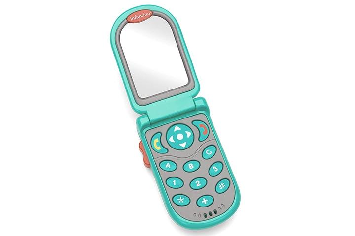 Infantino Flip and Peek Fun Phone