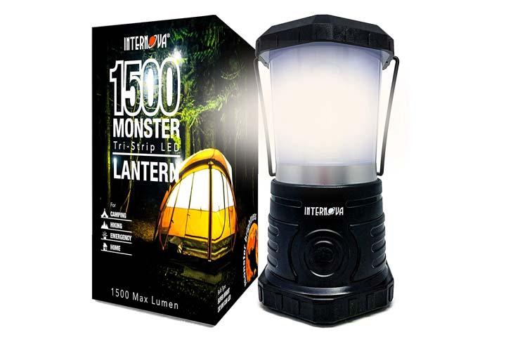 Internova Monster Camping Lantern