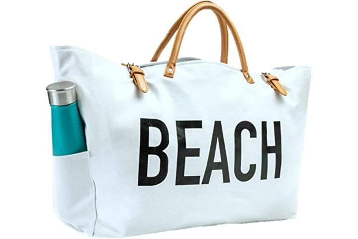 KEHO Fashion Beach Bag & Travel Tote
