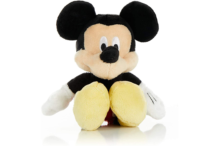 KIDS PREFERRED Disney Baby Mickey Mouse Plush Toy