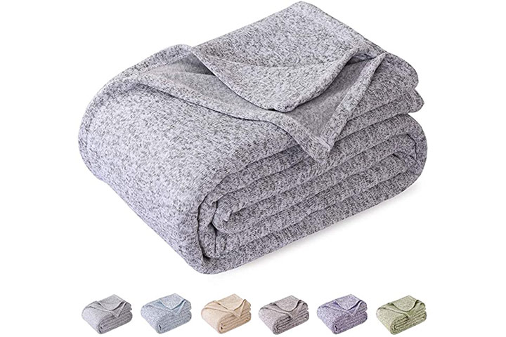 Kawahome Summer Knit Blanket