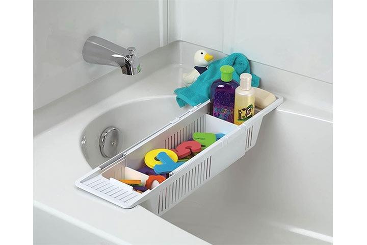 KidCo Bath Toy Organizer Storage Basket