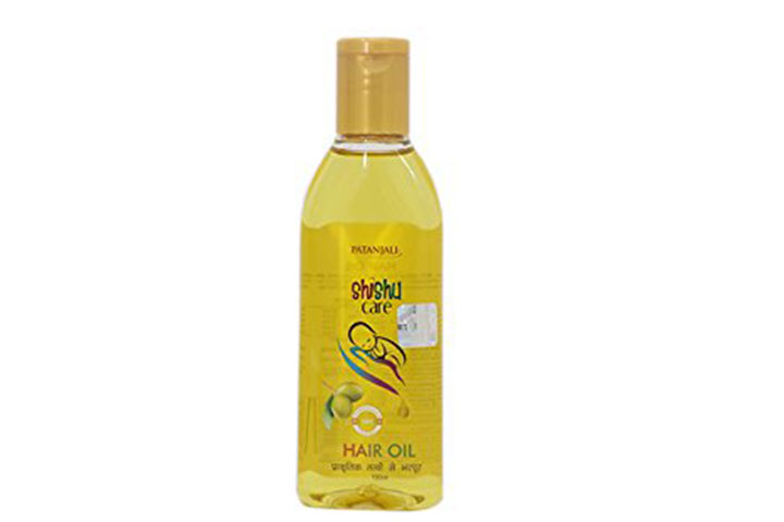 Kidco Baby Hair Oil