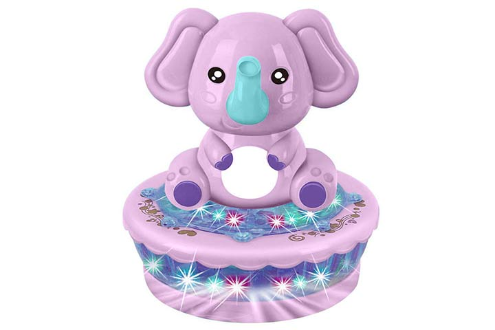Kiddale Electric Rotating Elephant Toy
