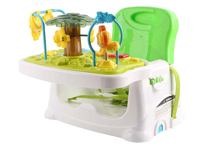 Kidley Baby Plastic Booster Seat High Chair