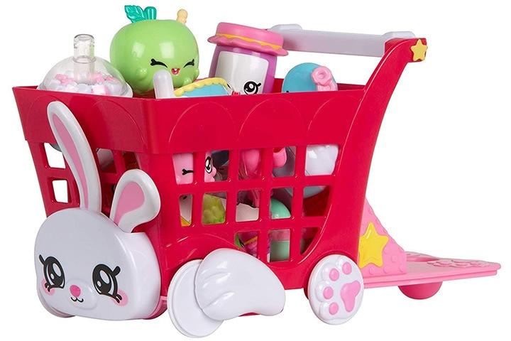 Kindi Kids Multicolor Fun Shopping Cart