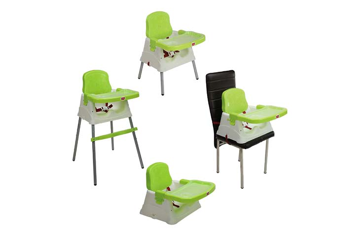 Lovelap 4 in 1 Booster High Chair