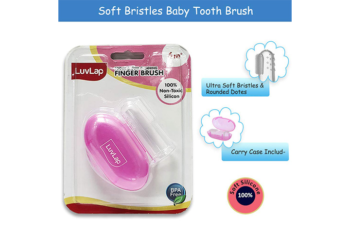 Lovelap Baby Finger Toothbrush