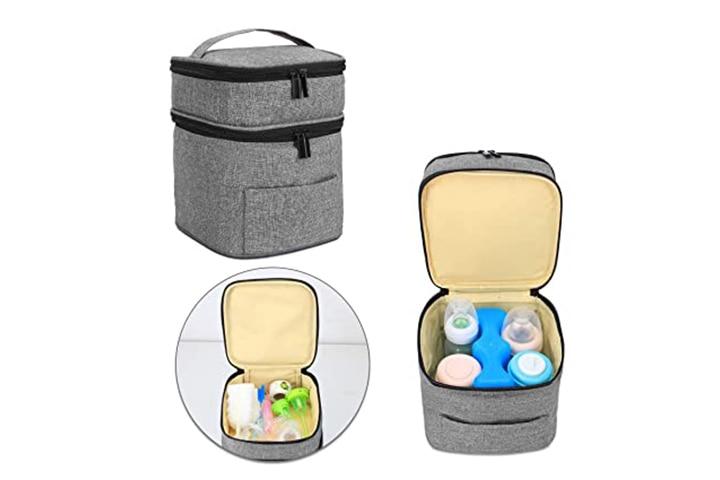 Luxja Breast milk Cooler Bag