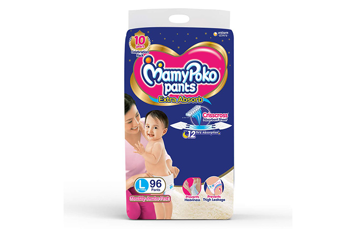 Mami Poco Pants Diapers