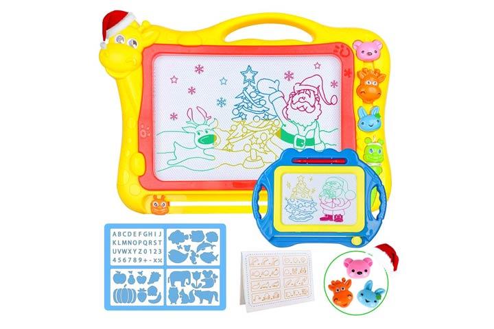 Meland Magnetic Drawing Board