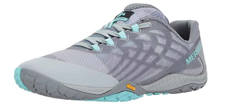 Merrell Womens Glove 4 Trail Runner