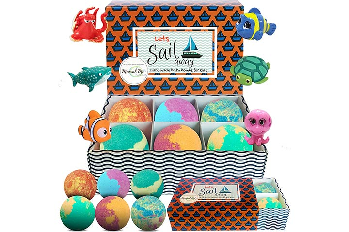 Mineral Me Bath Bomb for Kids