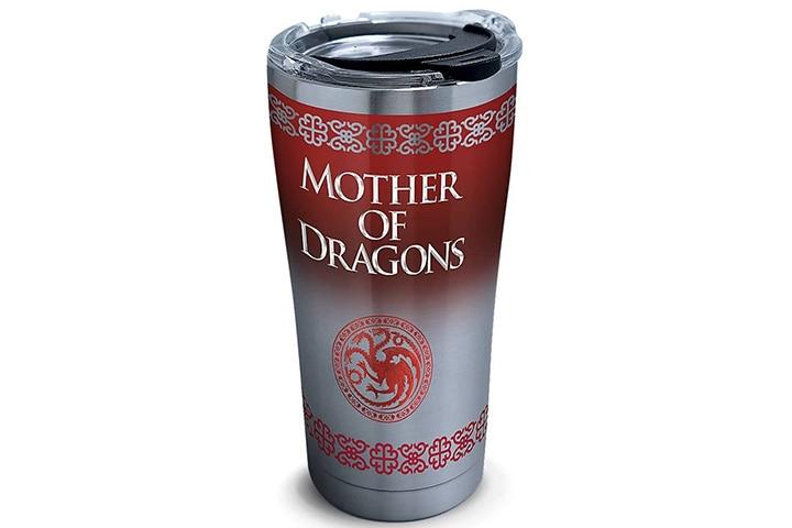 Mother Of Dragons Travel Tumbler