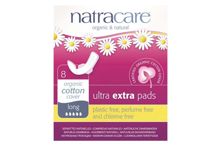 Natracare Organic and Natural Ultra Extra Pads