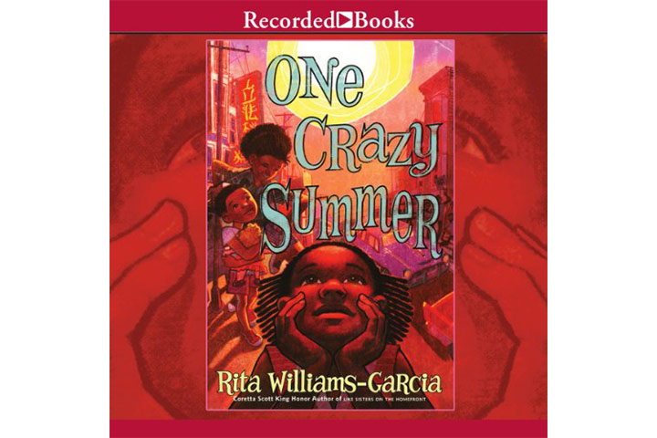 One Crazy Summer by Rita Williams-Garcia