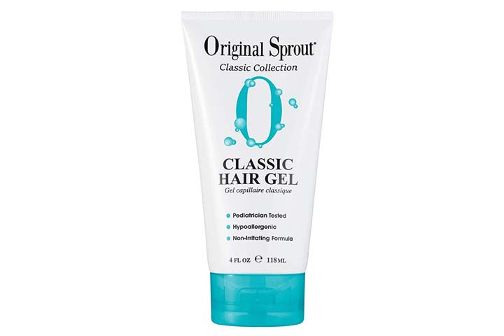 Original Sprout Natural, Anti-Frizz Hair Gel