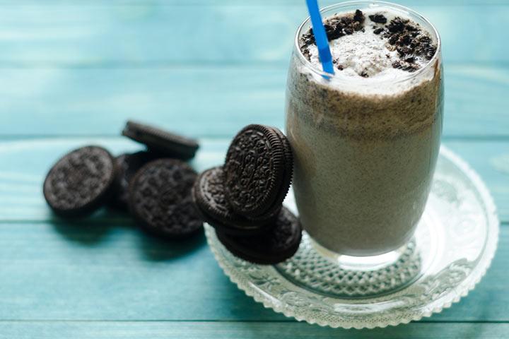 Orio Milkshake