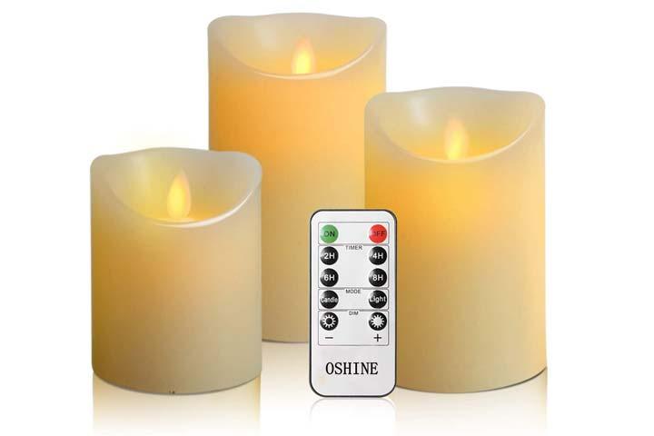 Oshine Flameless Candles