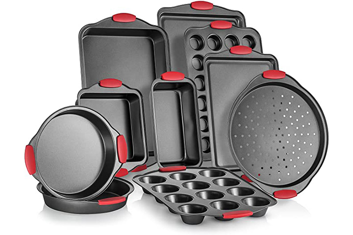 Perlli 10-Piece Bakeware Set