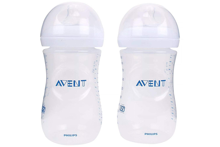Philips Avent 260ml Natural Feeding Bottle