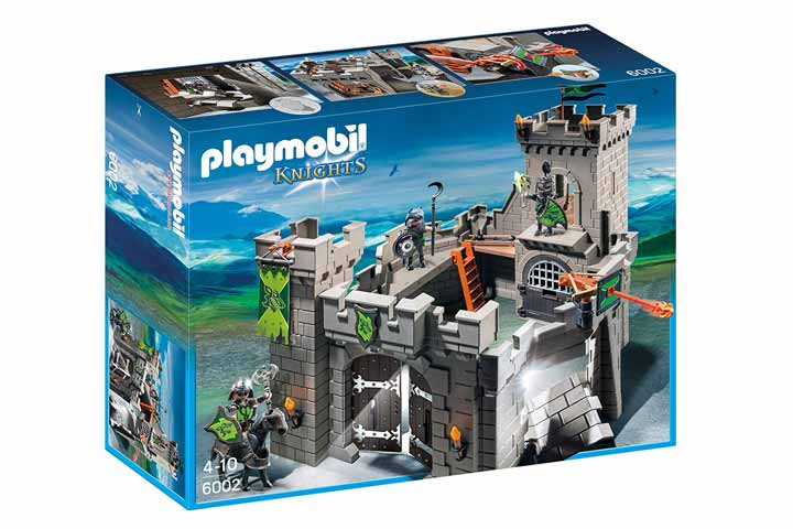 Playmobil Wolf Knights' Castle Playset