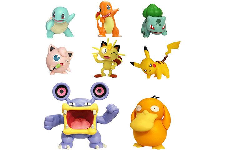 Pokémon Battle Action Figure