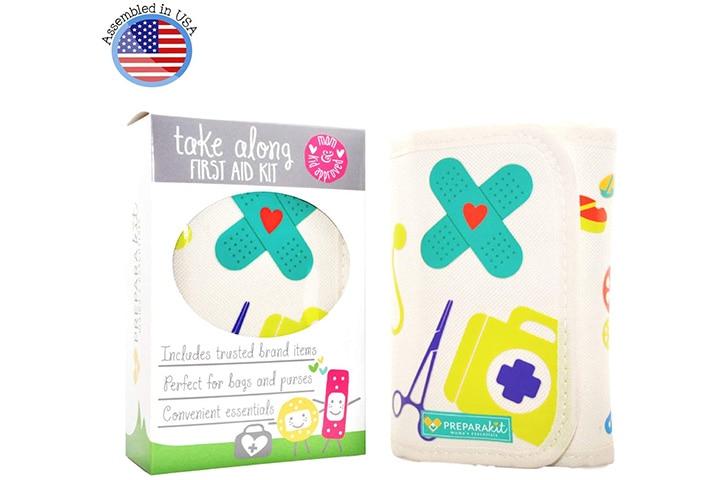Prepara Kit Compact Baby Travel First Aid Kit