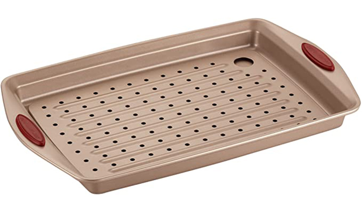 Rachael Ray Cucina Baking Sheet With Crisper Pan