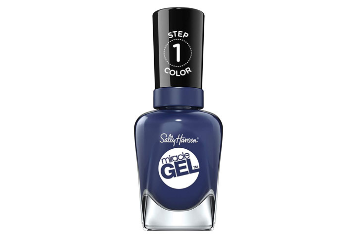 Sally Hansen Miracle Gel Nail Polish Lacquer