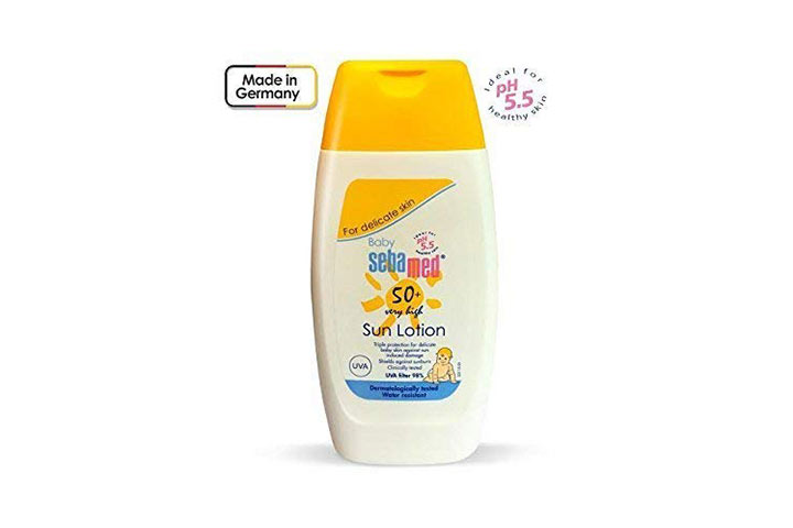 Sebamed Baby Sun Lotion